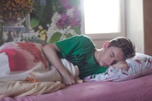 depressed adolescent needing therapy